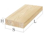 Масса доски толщиной 50 (мм)