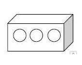 Масса двойного силикатного кирпича